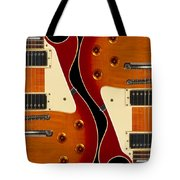 Electric Guitar IIi Tote Bag