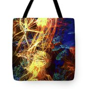 Electric Jellies Tote Bag