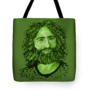 Electric Jerry Olive - T-shirts-etc Tote Bag