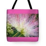 Electric Pink Tote Bag