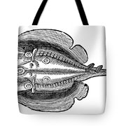 Electric Ray Tote Bag
