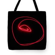 Electric Sea Shell Tote Bag