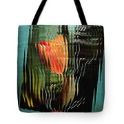 Electric Tulip 2 Tote Bag