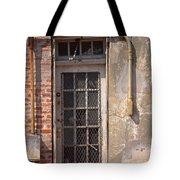 Electrical Door Tote Bag