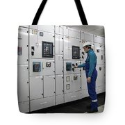 Electrical Panel Board Manufacturers Tote Bag