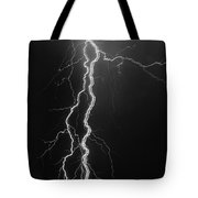 Electrical Pulsation-signed-#039 Tote Bag