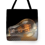 Electricentric Tote Bag