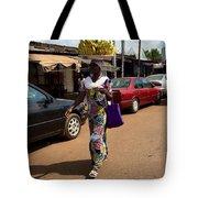 Elegance And Grace Tote Bag