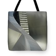 Elegance Of Steel And Concrete Tote Bag