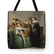 Elegant Company Making Music Tote Bag