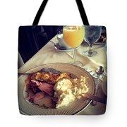 Elegant Easter Tote Bag