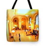Elegant Entrance Tote Bag