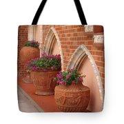 Elegant Italian Florals Tote Bag