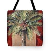 Elegant Palm Tote Bag
