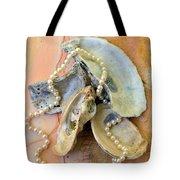 Elegant Treasures From The Sea Tote Bag
