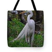 Elegantly Alert Tote Bag