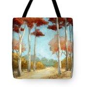 Elegantredforest Tote Bag