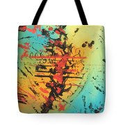 Element Of Fear Tote Bag