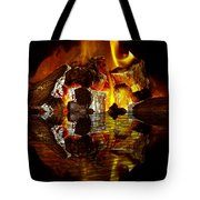 Element Reflections Tote Bag