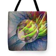 Elemental Space Tote Bag
