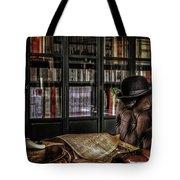 Elementary, My Dear Watson Tote Bag
