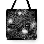 Elements Of Peace Tote Bag