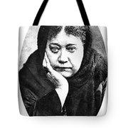Elena Petrovna Blavatsky Tote Bag