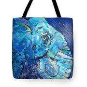 Elephant #1 Tote Bag