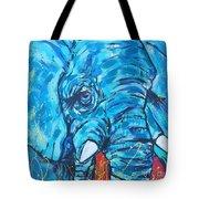 Elephant #3 Tote Bag