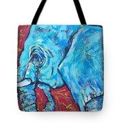 Elephant #4 Tote Bag