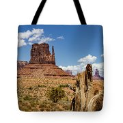Elephant Butte - Monument Valley - Arizona Tote Bag