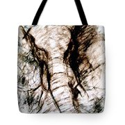 Elephant Charge Tote Bag
