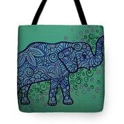 Elephant Dreams Tote Bag