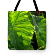 Elephant Ear 448 Tote Bag by Brian Gryphon