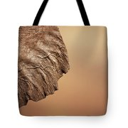 Elephant Ear Close-up Tote Bag