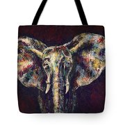 Elephant Ears Tote Bag
