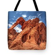 Elephant Rock, Valley Of Fire State Park, Nevada Tote Bag
