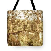 Elevated Country Tote Bag