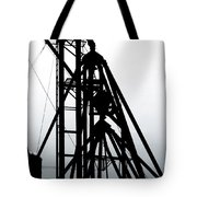Elevator Tote Bag
