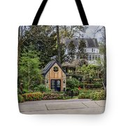 Elf House Tote Bag