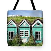 Elf Houses Tote Bag