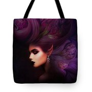 Elf Mystical Beauty Tote Bag