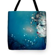 Elf Of The Midnight II Tote Bag