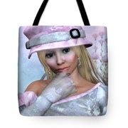 Elfin Beauty Tote Bag