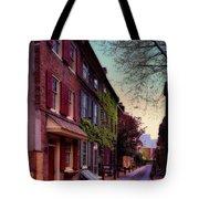Elfreth's Alley Tote Bag