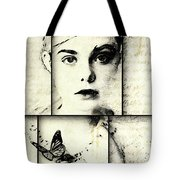Eliannah Con Mariposa Tote Bag