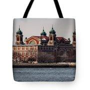 Elis Island Tote Bag