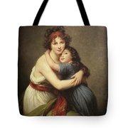 Elisabeth Vigee-lebrun, 1755-1842. Tote Bag