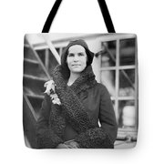 Elizabeth Hughes Gossett Tote Bag