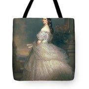 Elizabeth Of Bavaria Tote Bag